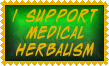 Medical Herbalism Stamp by Leathurkatt-TFTiggy