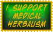 Medical Herbalism Stamp by Leathurkatt-TFTiggy