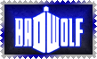 Bad Wolf Stamp by Leathurkatt-TFTiggy