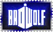 Bad Wolf Stamp by Leathurkatt-TFTiggy