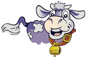 Milkins Cow