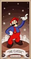 the classic Mario