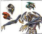 Sketch-bots (COLOR)