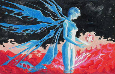 Rei Against Humanity by IDRGSKYWALKER
