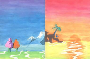 Frio y Calor by IDRGSKYWALKER