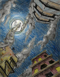 Clair de Lune by IDRGSKYWALKER