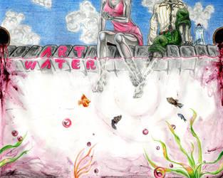 Underwater Love by IDRGSKYWALKER