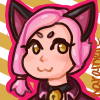 Maeve alley cat by Karameile