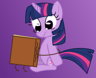 Book Hug by Flareblitzfury