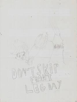 Don't Skip Front Leg Day