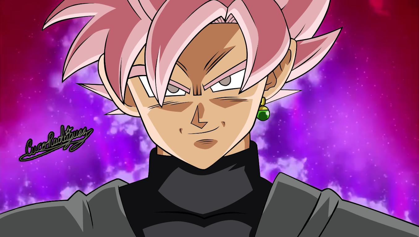 Goku Black Super Saiyan Rose: Goku Black Super Saiyan Rose By CucoRRR On DeviantArt