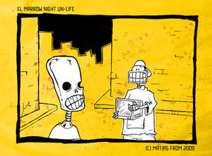 Grim Fandango: Night Un-life