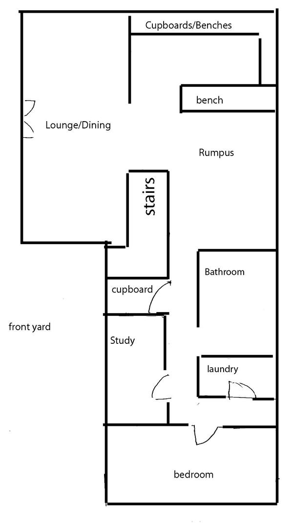 SGTP: House Plans Ground Floor By QueenofBookworms ...