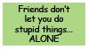 .Stupid. by rothington