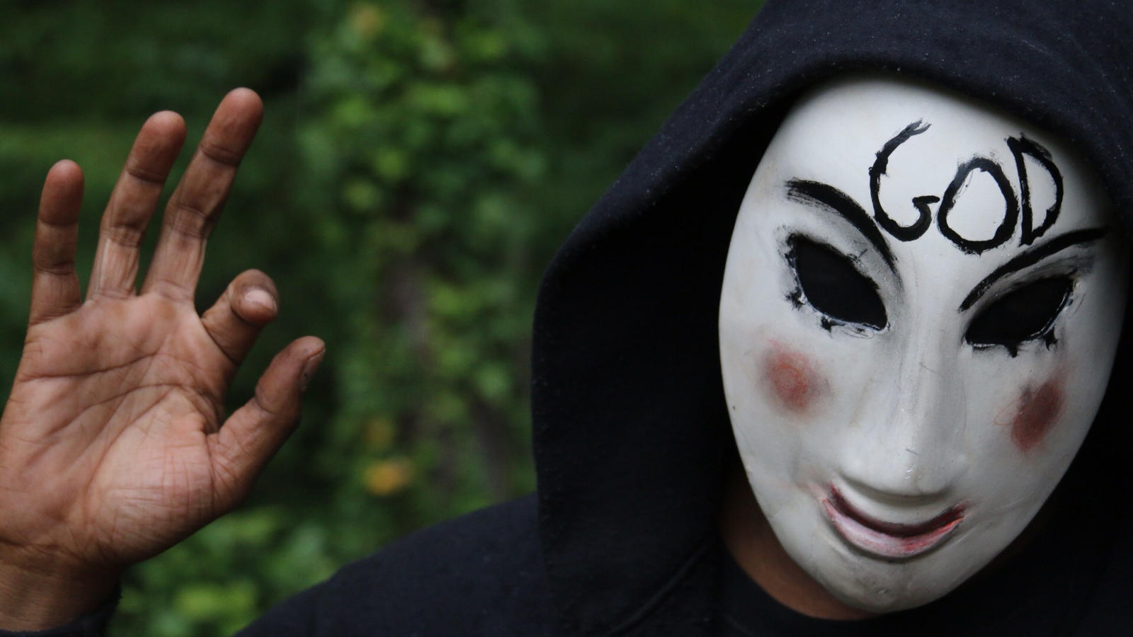 the purge anarchy handmade mask ebay by logikhandtheory - Purge Anarchy Masks For Halloween