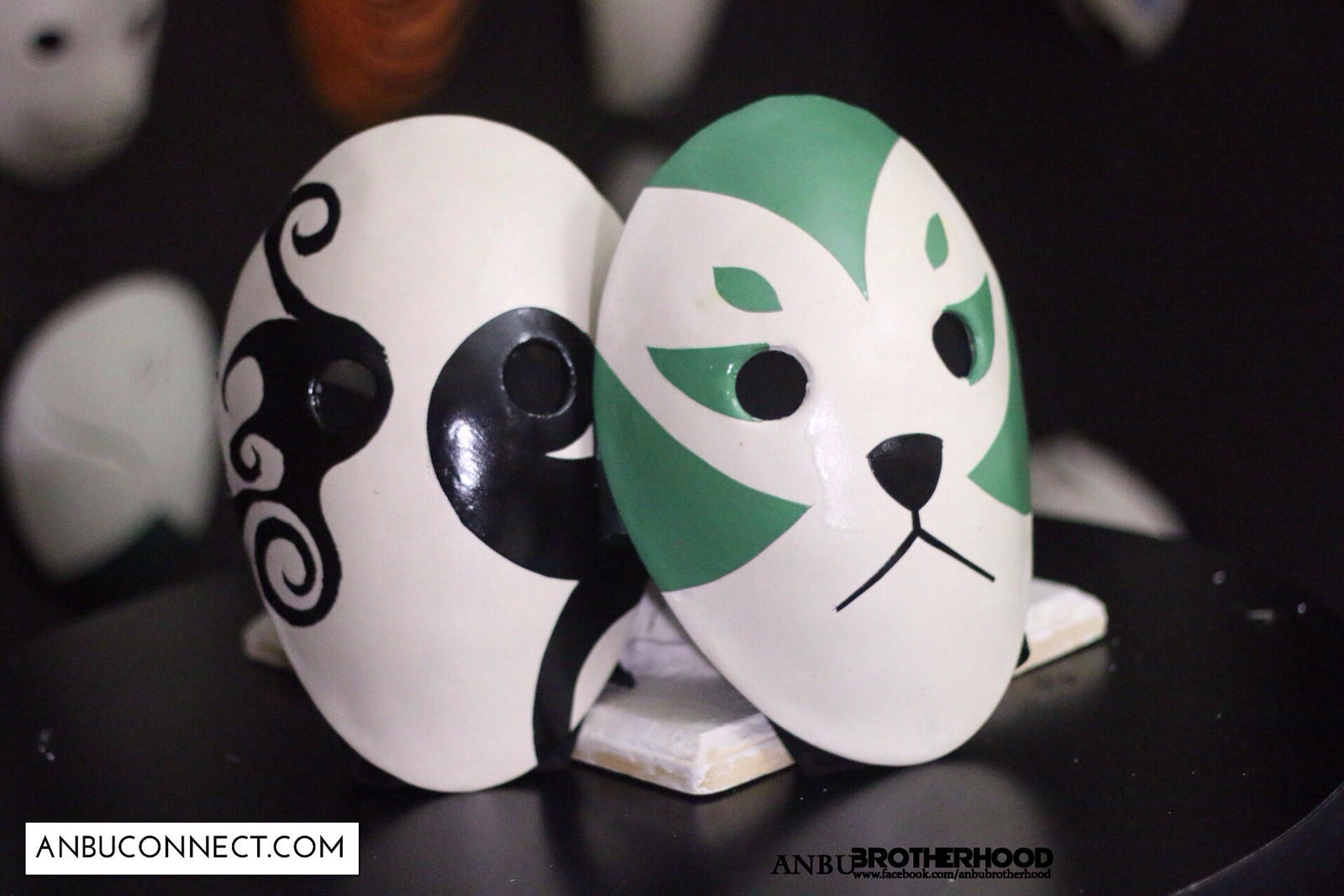 New ANBU Root Designs by logikhandtheory on DeviantArt