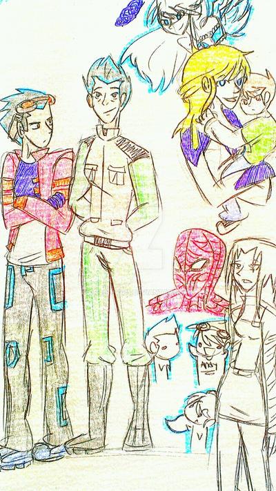 Crayon fandom by dragon1415