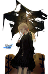 [ NC ] Render Anime Girl With Umbrella