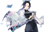[ YUK ] Shinobu Kochou Render
