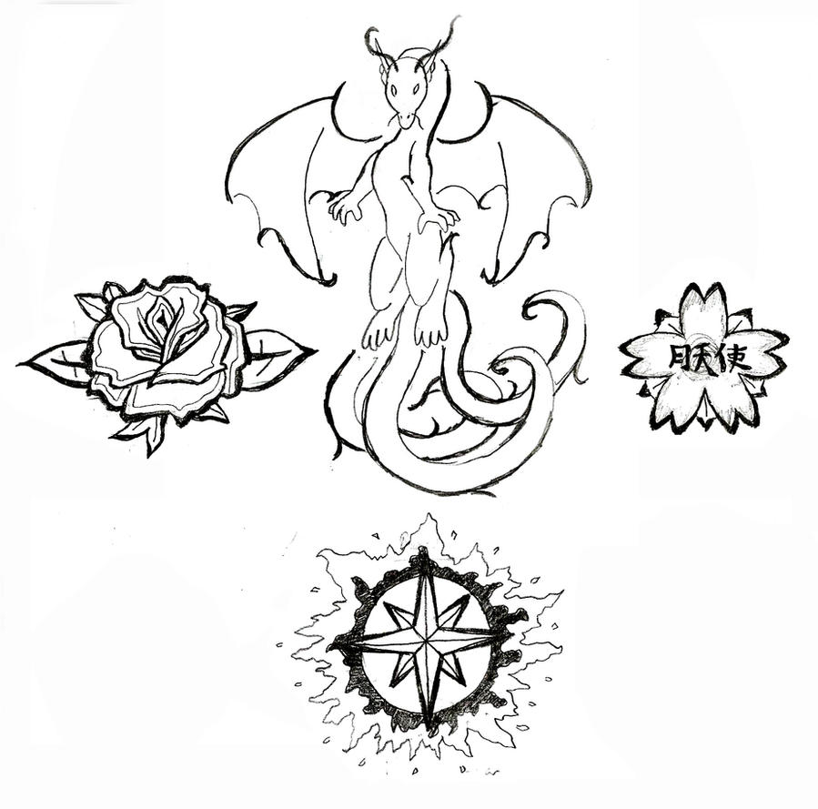 Tattoo Designs On Ankle