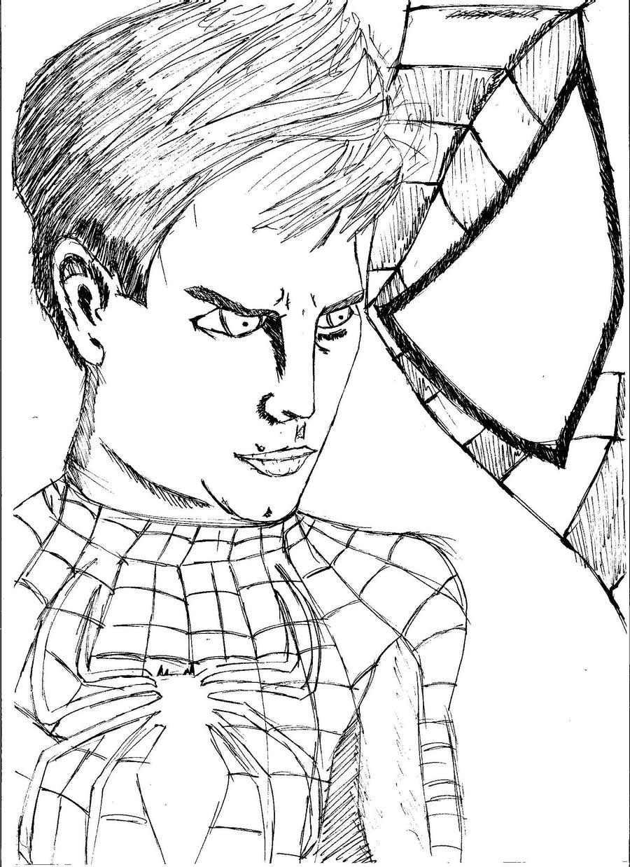 Fantástico Spiderman 3 Veneno Para Colorear Ideas - Enmarcado Para ...