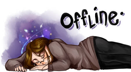 My Offline Screen for Twitch