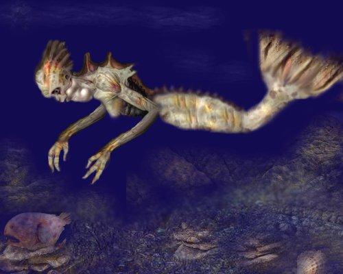 Mermaid 94 by awebreeze