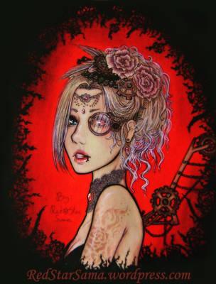 Steampunk by RedStar-Sama