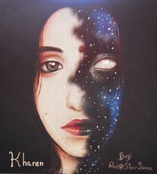 Galaxy Girl by RedStar-Sama