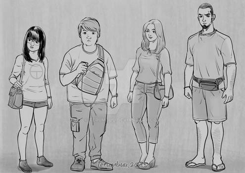 Character design (adult) 003