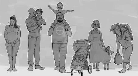 Character design (parent) 004