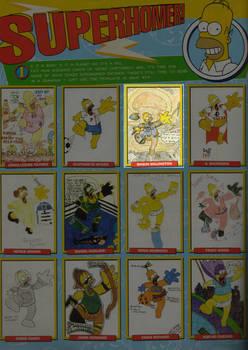 The Simpson's art part 1
