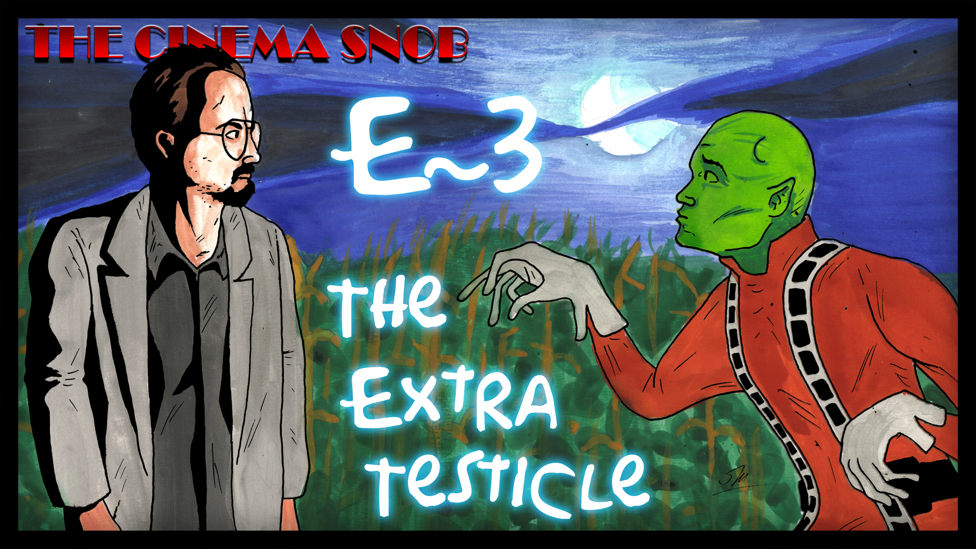 E~3: The Extra Testicle by ShaunTM