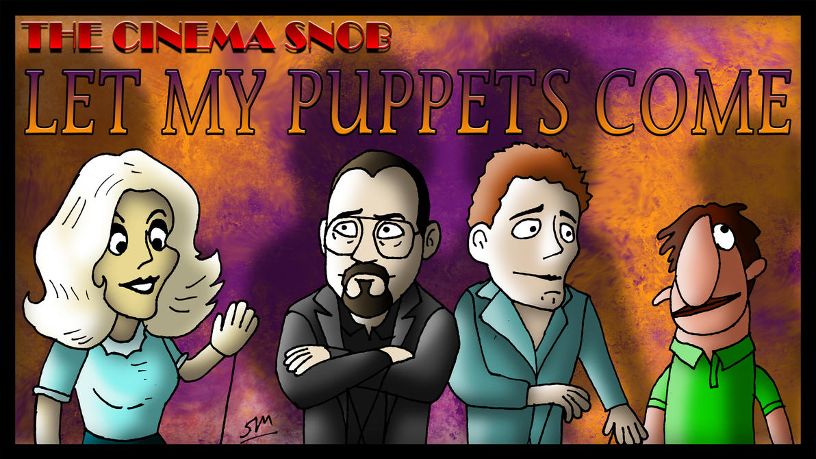 Let My Puppets Come by ShaunTM