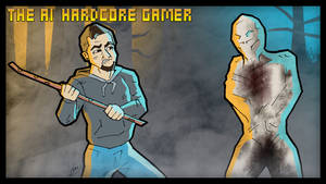The A1 Hardcore Gamer Silent Hill Title Card