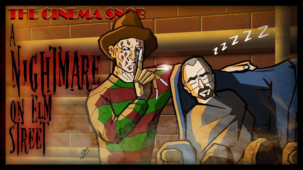A Nightmare on Elm Street by ShaunTM