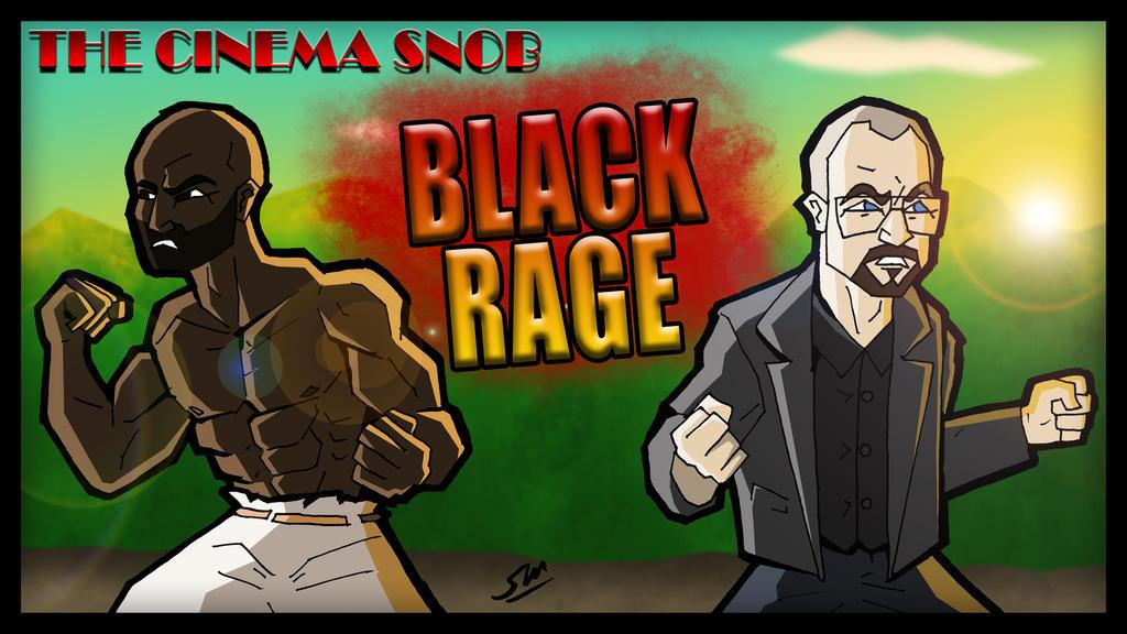 Black Rage by ShaunTM