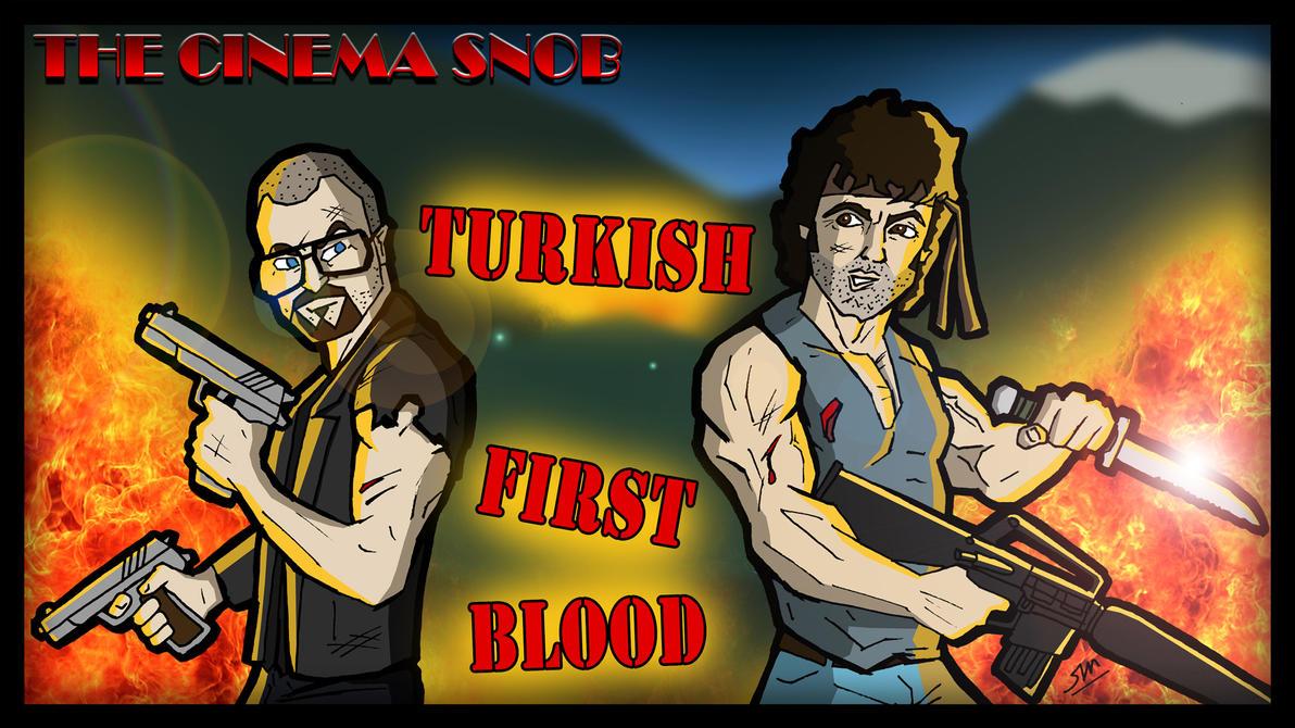 Turkish First Blood by ShaunTM