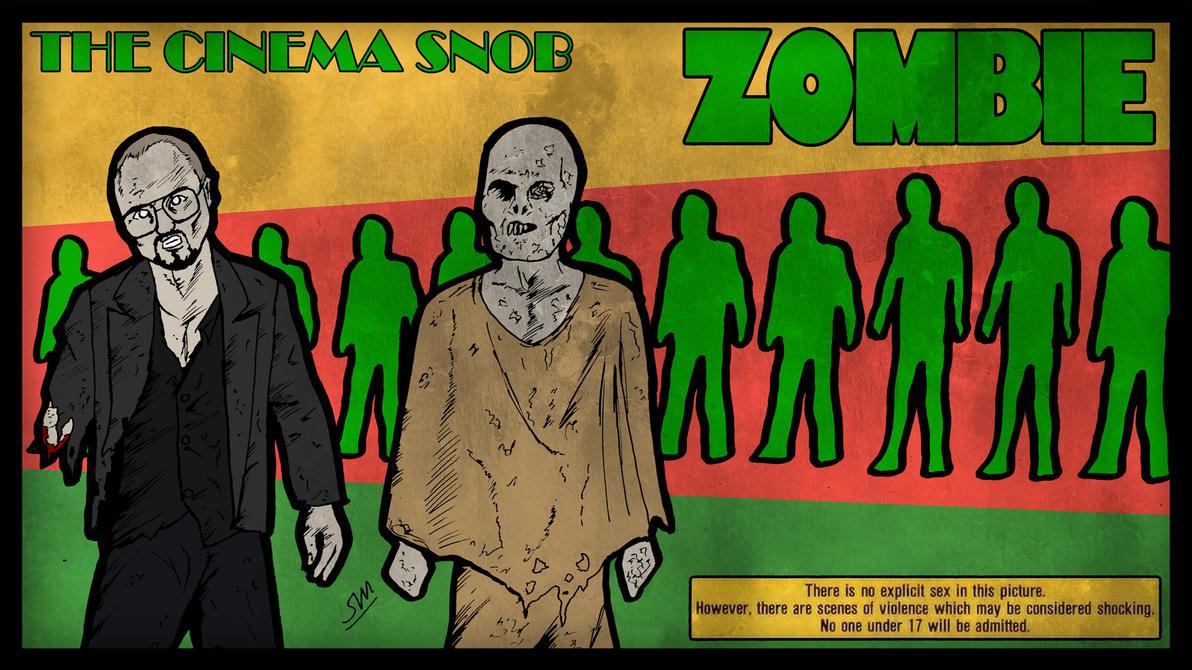 Zombie by ShaunTM
