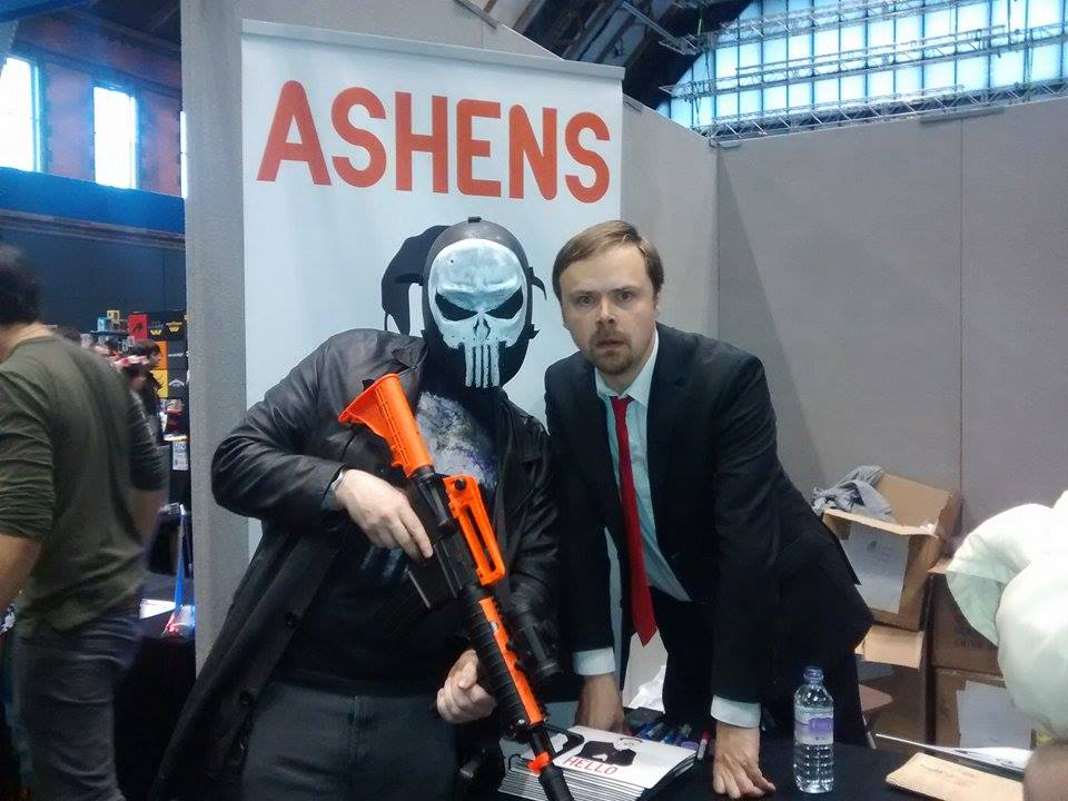 Me and Ashens by ShaunTM