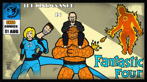 The Fantastic Four by ShaunTM