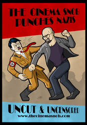 The Cinema Snob Punches Nazis, Now Available! by ShaunTM