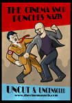 The Cinema Snob Punches Nazis, Now Available!