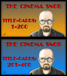 The Cinema Snob Title-Cards: 1-400