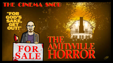 The Amityville Horror by ShaunTM