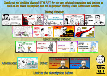 STM ART banner by ShaunTM