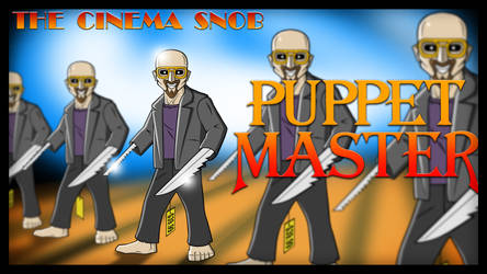 Puppet Master by ShaunTM