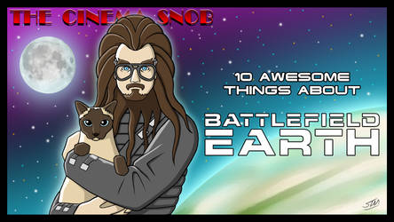 10 Awesome Things About Battlefield Earth by ShaunTM