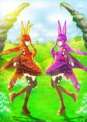 Aura Kingdom Fan Art