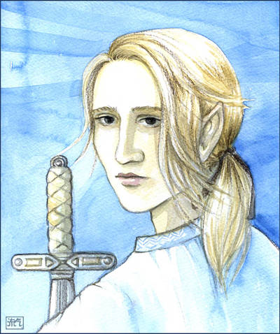 Nevliin of Valdoreen by Leochi